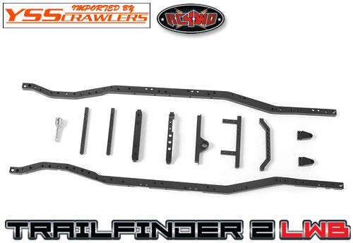 RC4WD トレールファインダー2 LWB シャーシセット![TF2からTF2LWB]