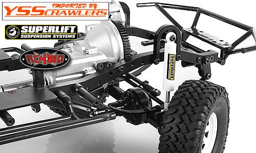 RC4WD Superlift[スーパーリフト] スーパーライド 80mm スケールショック![2本]