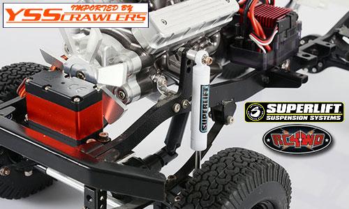 RC4WD Superlift[スーパーリフト] スーパーライド 100mm スケールショック![2本]