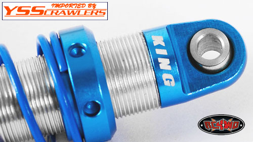 RC4WD King Off-Road Scale Dual Spring Shocks!