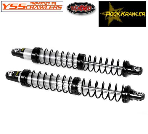 RC4WD Rock Krawler RRD デュアルスプリング オイルダンパー![110mm]