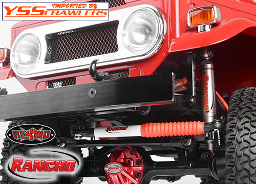 RC4WD Rancho[ランチョ] RS9000 XL 100mm スケールショック![2本]