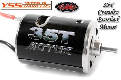 RC4WD 540 クローラー ブラシモーター![35T]