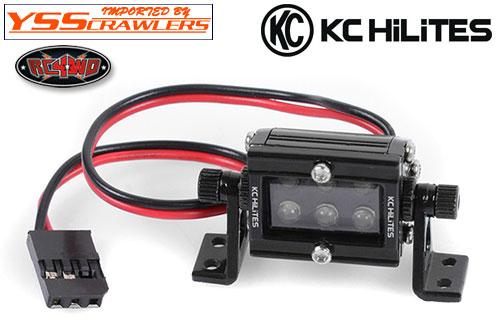 RC4WD KC Light ハイパフォーマンス LED ライトバー![20mm]