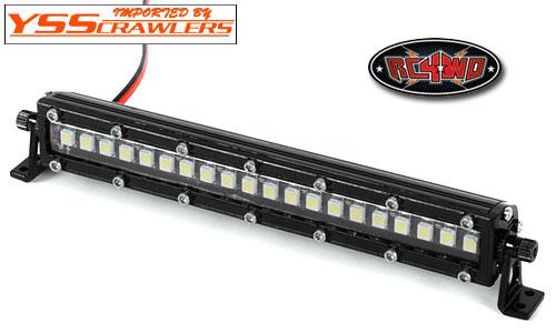 RC4WD 1/10 ハイパフォーマンス SMD LED ライトバー! [100mm][ブラック]
