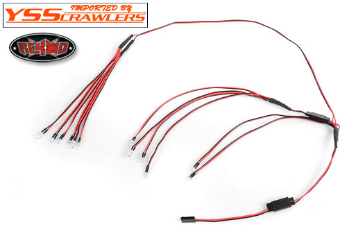 RC4WD LED ベーシック ライトシステム for FJ40 クルーザーボディー!