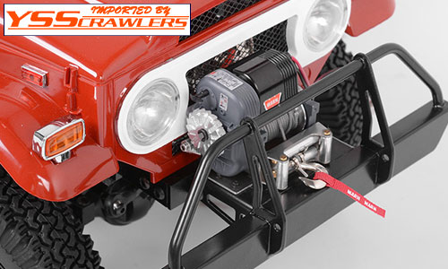RC4WD 1/10 WARN 8274 ウィンチ!
