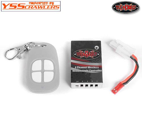 RC4WD 4チャンネル ワイアレス ライトコントローラー!