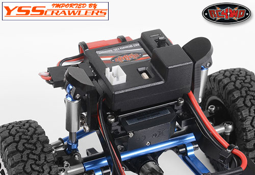 RC4WD XR2 Ultimate Micro Radio and ESC/Receiver