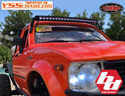 RC4WD Baja Design Arcシリーズ LED ライトバー![124mm]