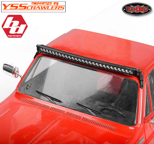 RC4WD Baja Designs Arc Light Bar for Chevrolet Blazer