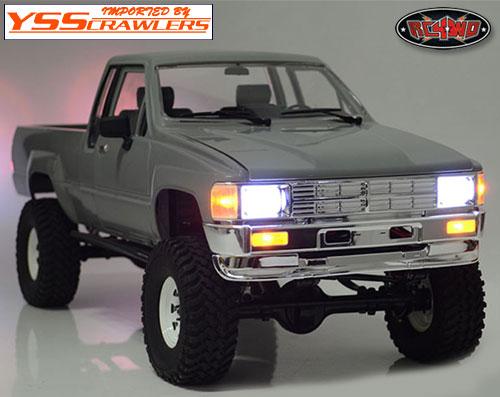 RC4WD 1985 ハイラックス エクストラキャブ LEDライトセット![専用設計]