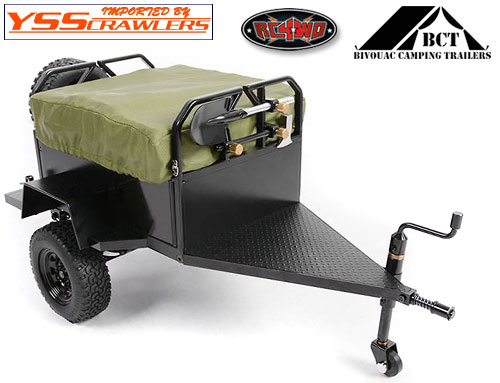 RC4WD 1/10 MOAB Trailer!