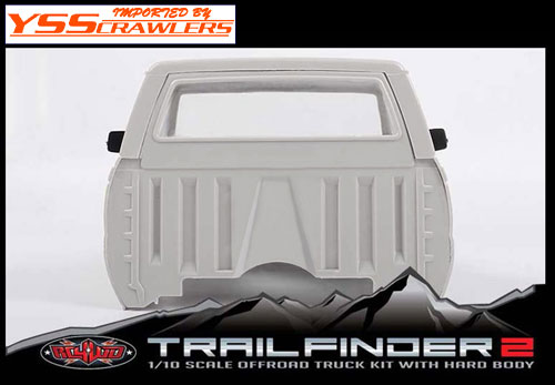 RC4WD Trail Finder 2 Truck Kit! 2016