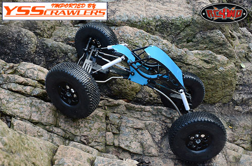 RC4WD Bully II MOA KIT Competition Crawler!
