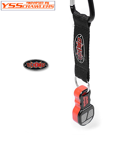 RC4WD Carabiner with Web Strap & Keyring!