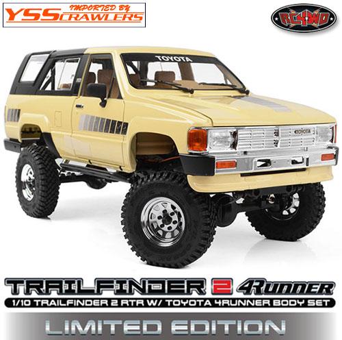 RC4WD 1985 トヨタ 4ランナー(サーフ) TF2 RTR![限定][予約]