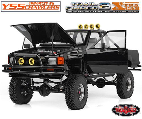 RC4WD TF2 LWB 1987 トヨタ ハイラックス エクストラキャブ![RTR]