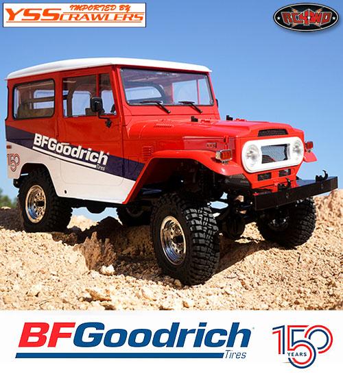 RC4WD ゲレンデ2[Gelande II] FJ40ランクル BF Goodrichエディション![RTR][即納]