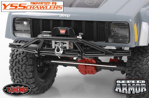 RC4WD タフ アーマー フロント ウィンチ バンパー for SCX10~SCX10-II系