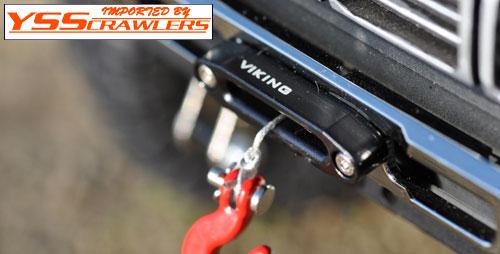 RC4WD Viking 1/10 ウィンチ ライン フェアリード [ブラック]