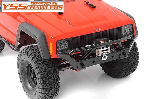 RC4WD ジープ JK ランページ リカバリーバンパー for Axial SCX10!
