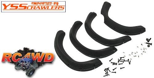 RC4WD Big Boss オーバーフェンダー for ハイラックス & Mojave!