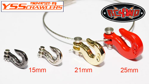 RC4WD Small Scale Hook [Black]