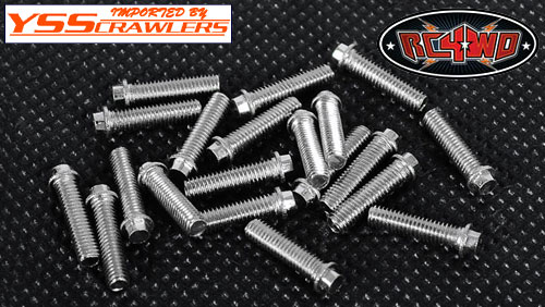 RC4WD Miniature Scale Hex Bolts
