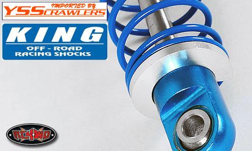 RC4WD スプリングリテーナー for スケール KING Shock! [2本分]