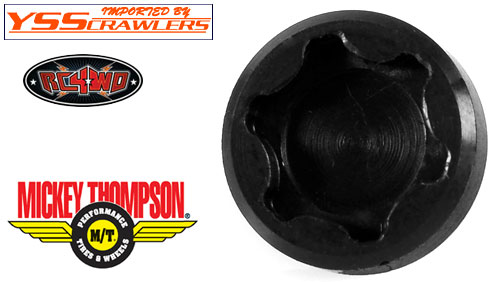 RC4WD Installation Tool for Mickey Thompson Metal Series 1/10 Wheel Center Caps
