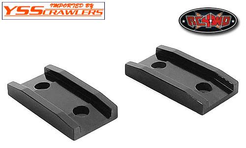 RC4WD リーフ スプリング ヘルパー [ブラック][2個]