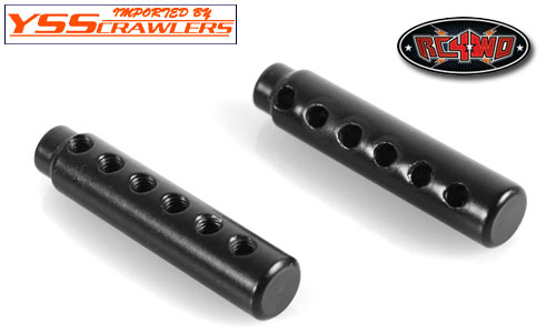 RC4WD Universal Bumper Mounts to fit Trail Finder 2!