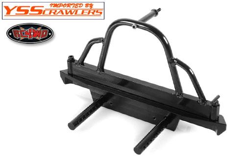 RC4WD Universal Bumper Mounts long fit Trail Finder 2!