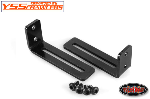 RC4WD Universal Rear Bumper Mounts to fit Axial SCX10!