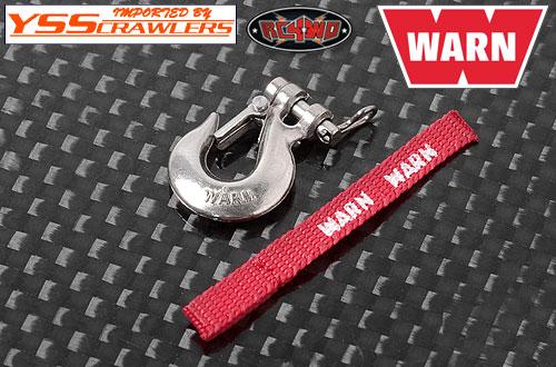 RC4WD 1/10 WARN メタル フック![WARNプルタグ付]