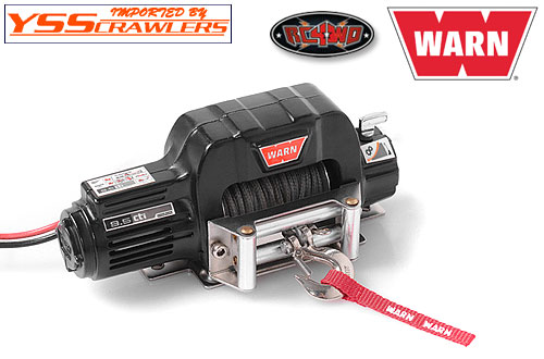 RC4WD 1/10 Warn 9.5cti Winch! [Black]