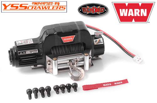 RC4WD 1/10 Warn  9.5cti ウィンチ! [ブラック]