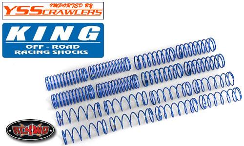 RC4WD 110mm キングショック用 スプリング セット! [4本4種]