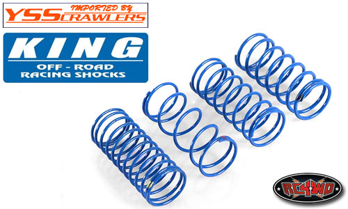 RC4WD 100mm King Scale Shock Spring Assortment