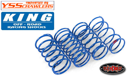 RC4WD 90mm King Scale Shock Spring Assortment