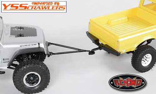 RC4WD トゥバー(牽引バー) アッセンブリー for Axial SCX10!