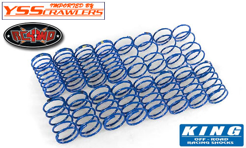 RC4WD 80mm King Scale Shock Spring Assortment