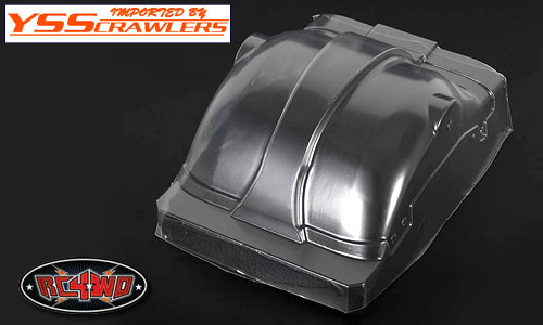 RC4WD TF2 Front Inner Fender Set for Mojave / Hilux Body! [Clear]