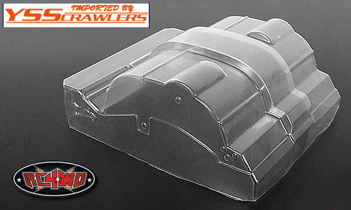RC4WD Inner Fender Set for Defender D90 Body