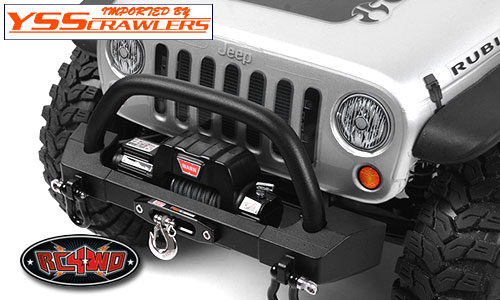 RC4WD 1/10 Warn Warn Hawse Fairlead (Black)