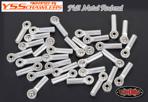 RC4WD Aluminum M3 Rod End with Steel Ball (10)