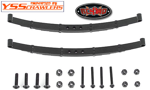 RC4WD Super Scale Steel Leaf Spring for TF2 & Tamiya Bruiser!