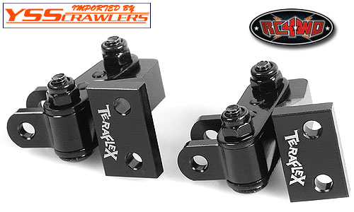 RC4WD Teraflex Revolver Z-Box for Trail Finder, F-350, Hilux, Tundra
