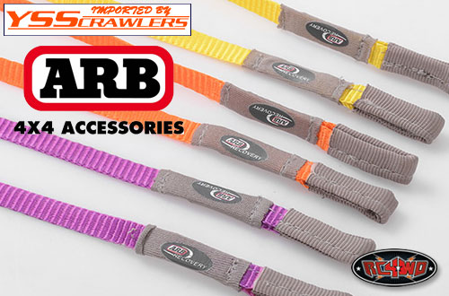 RC4WD ARB Winch Strap Set!